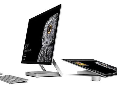 Conheça o Surface Studio : all in one da Microsoft que quer conquistar os designers que utilizam o iMac